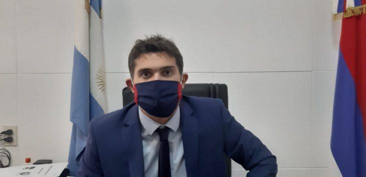 Coronavirus: Facundo Sartori destacó el funcionamiento del Concejo Deliberante de Posadas en medio de la pandemia