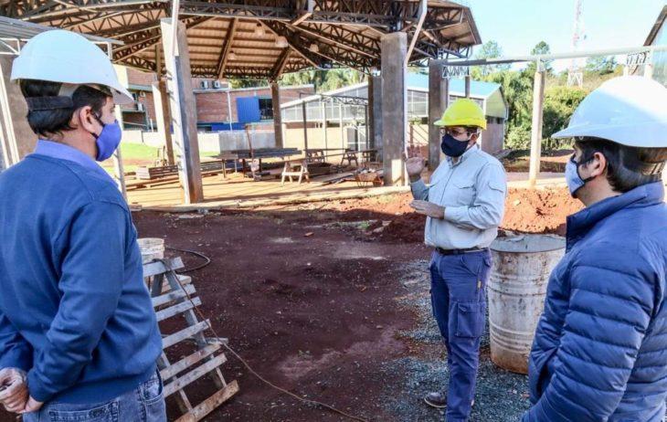 Coronavirus: el lunes retomarán las obras del Mercado Concentrador en Eldorado