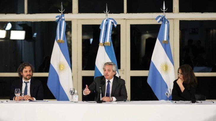 """Se lanzó el proyecto """"Argentina Construye"""": un plan de viviendas que generará 750.000 empleos"""