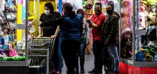 Con 255 nuevos casos, son 7134 los infectados y 353 los muertos por coronavirus en Argentina