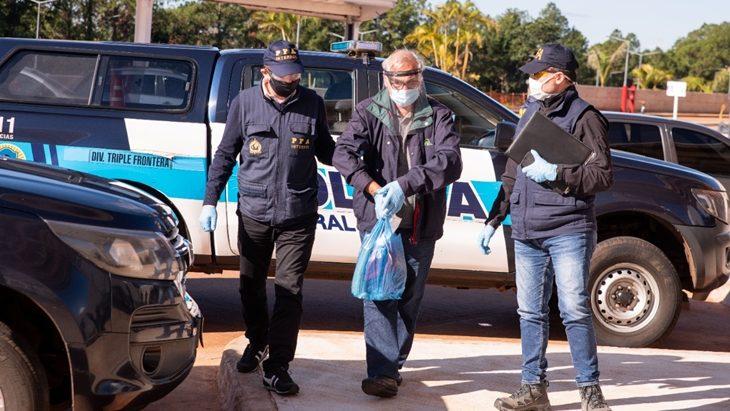 Concretaron a través de Iguazú, la extradición del represor de la ESMA acusado del secuestro y desaparición de Rodolfo Walsh