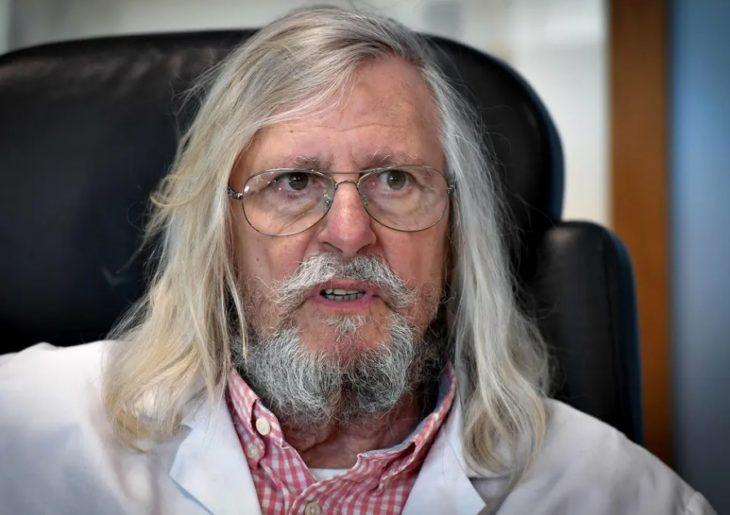 Coronavirus: el científico francés Didier Raoult afirma que «la epidemia está en vías de desaparecer»