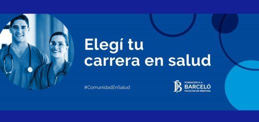 Fundación Barceló brinda charlas informativas online sobre sus carreras