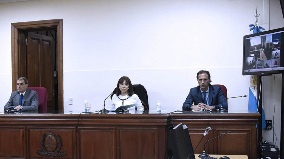 Histórica condena en videconferencia por delitos de lesa humanidad y abuso sexual en un centro clandestino