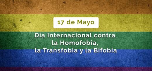 ¿Por qué se conmemora hoy el Día Internacional contra la Homofobia, la Transfobia y la Bifobia?