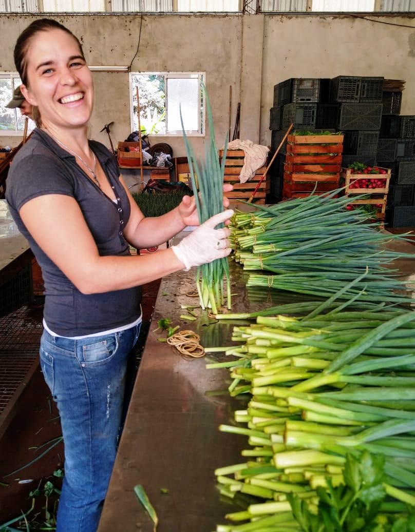 En medio de la pandemia por el coronavirus, 20.000 productores hortícolas trabajan para alimentar a los misioneros