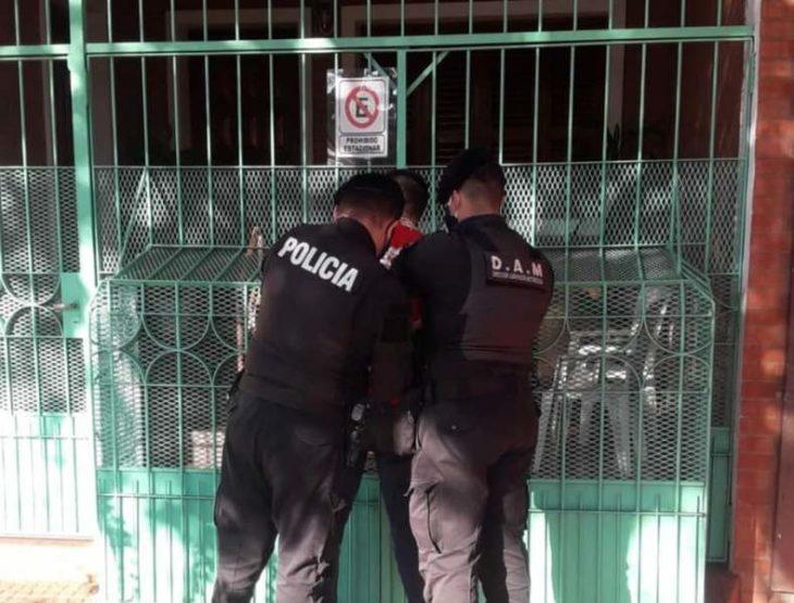 Posadas: clausuraron un bar y detuvieron a un hombre por incumplimiento a la cuarentena