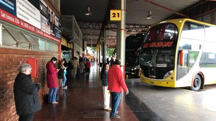 """La empresa de transporte de pasajeros """"Río Uruguay"""" elaboró protocolo para la reactivación de los viajes de media y larga distancia"""