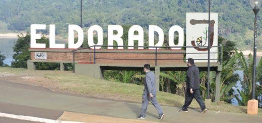 Coronavirus: en Eldorado las caminatas recreativas registraron poco movimiento durante la mañana