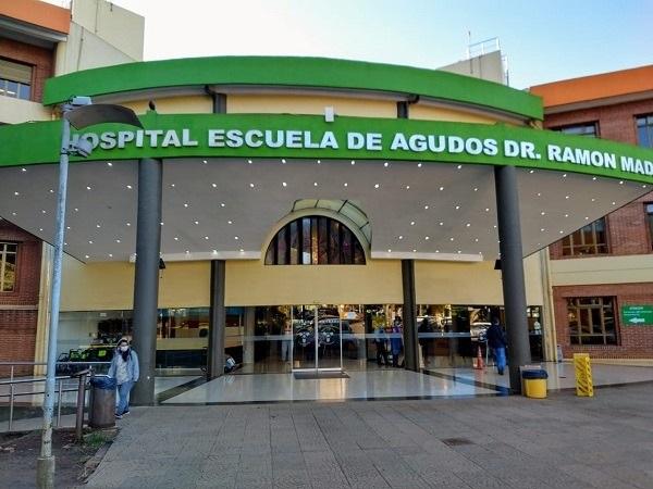 El ex intendente de Santiago de Liniers se recupera del balazo en la cabeza, pero perdió la visión como secuela de la lesión