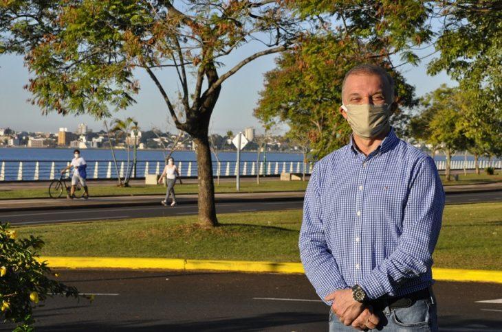 """Coronavirus: """"La prevención no se flexibiliza"""", sostuvo Carlos Arce, vicegobernador de la provincia"""
