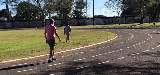 Puerto Rico: moderada adhesión a las caminatas recreativas