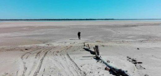 """Corrientes: especialistas pronostican que """"la bajante del río Paraná será peor en los próximos meses y provocará una mortandad inusitada de peces"""""""