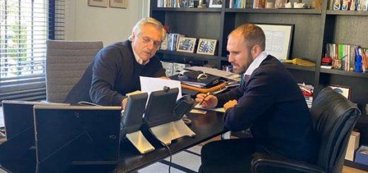 En Olivos: terminó la reunión cumbre entre Alberto Fernández y parte de su gabinete económico por la negociación de la deuda