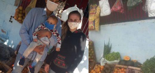 Héroes cotidianos: usó su IFE para abrir una verdulería y dar trabajo a jóvenes que luchan por salir de las drogas