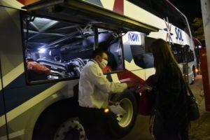 #Coronavirus: Paraguay habilita los servicios de transporte de media y larga distancia con el uso obligatorio de barbijos durante todo el trayecto