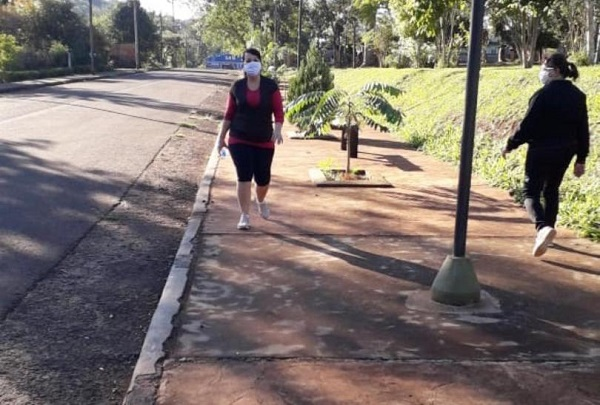 Salidas recreativas en Misiones: la gente se comportó precavida y pudo disfrutar de la primera salida desde el confinamiento
