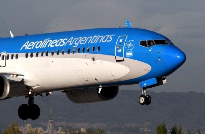 Aerolíneas Argentinas confirmó nuevos vuelos de repatriación