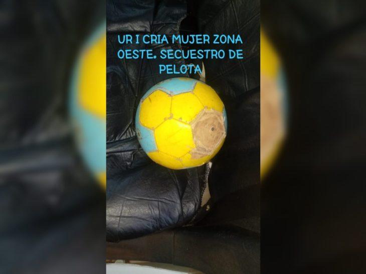 Posadas: la Policía intervino en un partido de fútbol barrial y secuestró la pelota