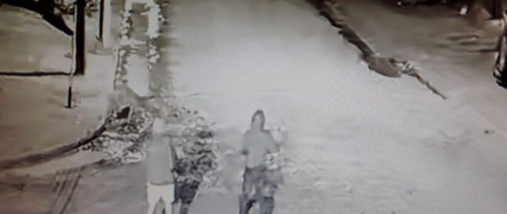 Posadas: fueron captados dañando cámaras del 911 y la Policía los atrapó