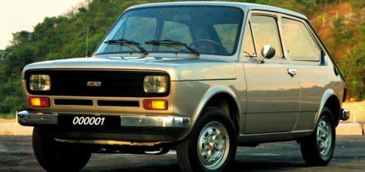 Insólito: un Fiat 147, casi 0km, cuesta más que un auto nuevo