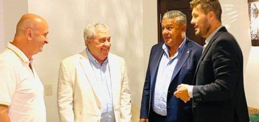 ¿Quiénes acompañarán a Claudio Tapia en su segundo mandato en la AFA?