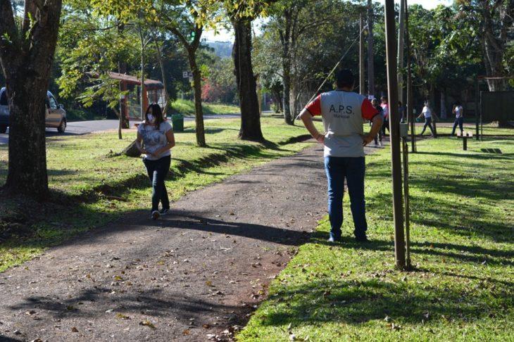 La ciudad de Montecarlo se adhirió al plan piloto provincial de «Caminatas Recreativas»