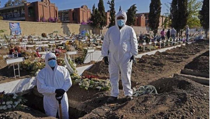 Coronavirus en Chile: 31 muertes y 3.520 contagios en un día