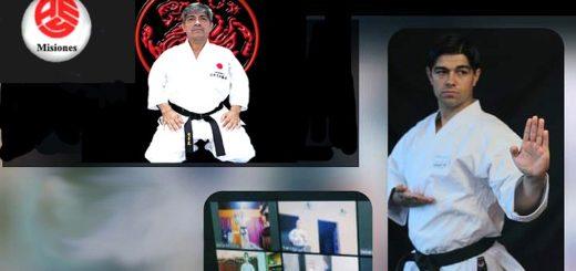 Coronavirus: el Seleccionado Misionero de Karate Do entrenará de manera virtual