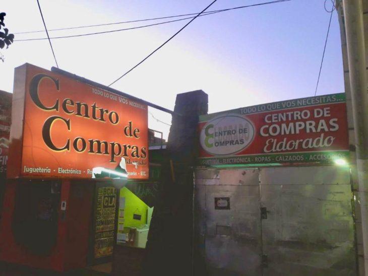 Coronavirus: en Eldorado este miércoles retoma sus actividades el «Paseo de Compras»