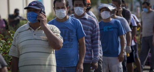 Con nuevo récord diario, Perú se aproxima a los cien mil contagios de coronavirus