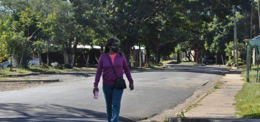 Horacio Nacke, profesor de Educación Física brindó recomendaciones para los adultos mayores a la hora de la caminata recreativa
