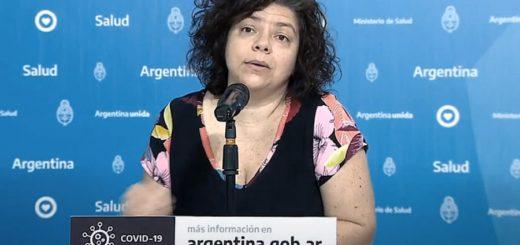 Con una nueva muerte por coronavirus, el total de víctimas en Argentina es de 394