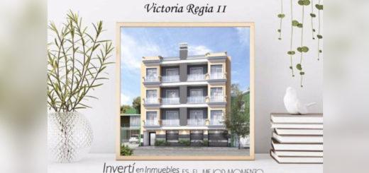 Victoria Regia II: en Posadas, un edificio con arquitectura de vanguardia para toda la familia