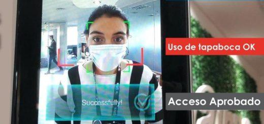 Técnología inteligente: desarrollaron una cámara térmica con detección facial que permite saber si se está usando o no el tapabocas