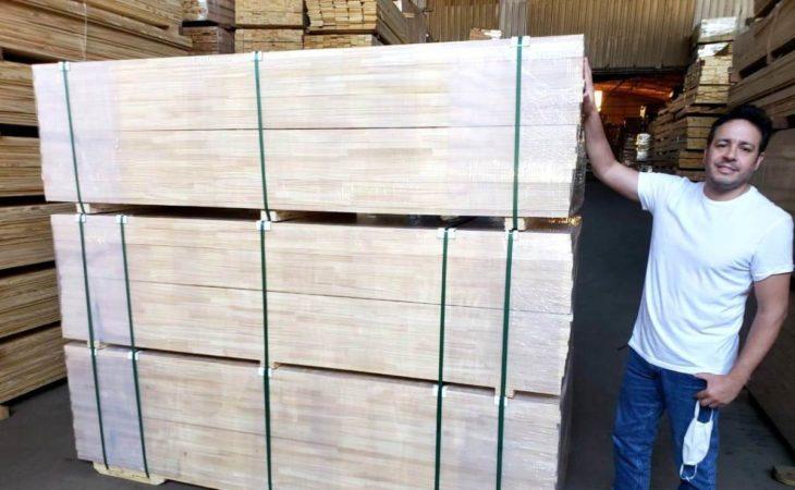 """Guido Meza: """"De la guerra comercial entre EEUU y China podría resultar la oportunidad de incrementar las exportaciones de madera misionera"""""""