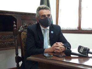 """#Coronavirus: """"Cuando se termine la pandemia, la valoración de las Fuerzas Armadas será mucho más alta"""", consideró Agustín Rossi"""