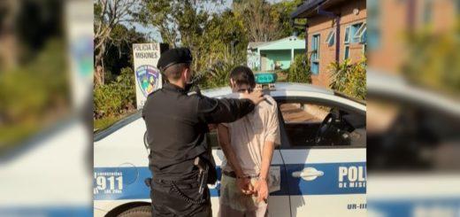 Eldorado: fue sorprendido intentando ingresar a una casa y terminó detenido