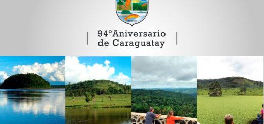 La localidad de Caraguatay celebra hoy su 94° aniversario
