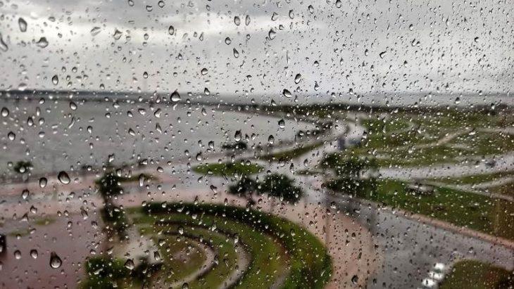Jueves con lluvias y tormentas en Misiones