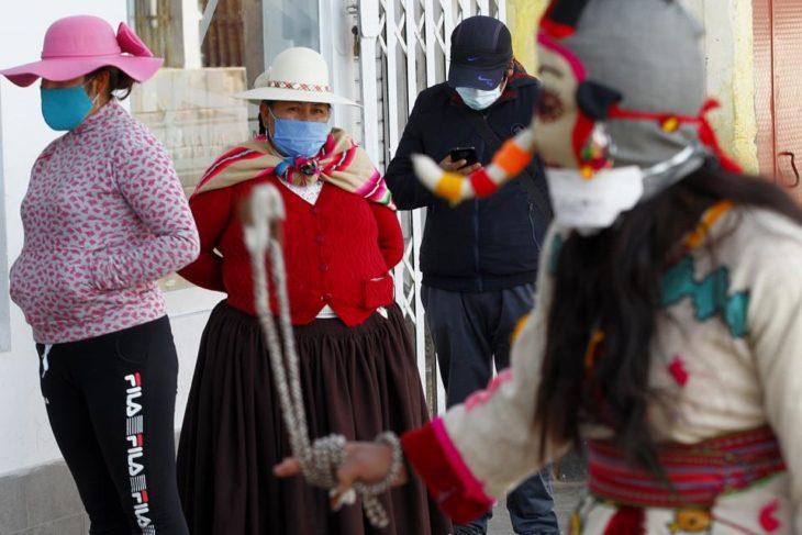 Alarma en Perú: el sistema hospitalario de Lima está al borde del colapso por el coronavirus