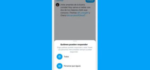 Twitter ahora permite elegir quiénes pueden responder a tus tweets