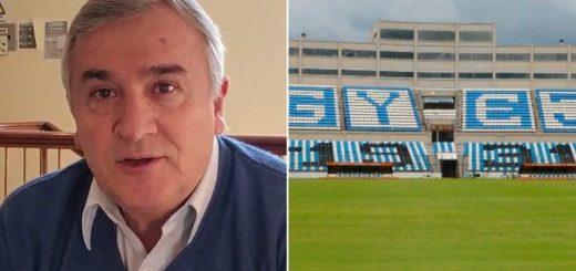 La propuesta de Gerardo Morales para llevar el fútbol a Jujuy y otras provincias del norte