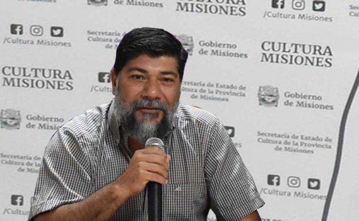 """La expectativa que tiene la familia cultural de volver a trabajar es enorme"", indicó Joselo Schuap, ministro de Cultura"