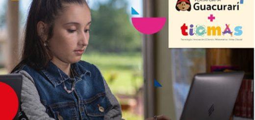Educación y Marandú Comunicaciones presentaron la asociación de la Plataforma Guacurarí con Ticmas para ofrecer una experiencia educativa única en Misiones