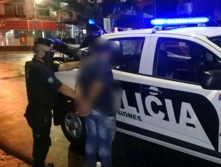 Posadas: incumplían la cuarentena festejando un cumpleaños en una casa y dos de ellos fueron detenidos