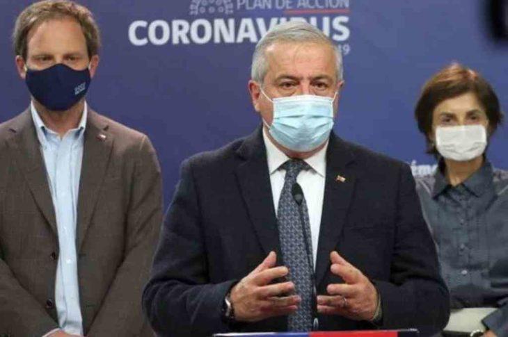 Nuevo récord de muertes en Chile por el covid-19 — Coronavirus