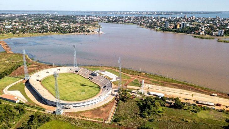 Encarnación cerca de inaugurar un moderno estadio que albergará a 32 mil aficionados y que podría recibir al Mundial del 2030