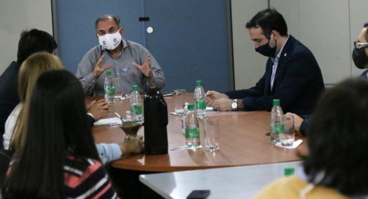 En Posadas se reunió el Comité de Emergencia Municipal