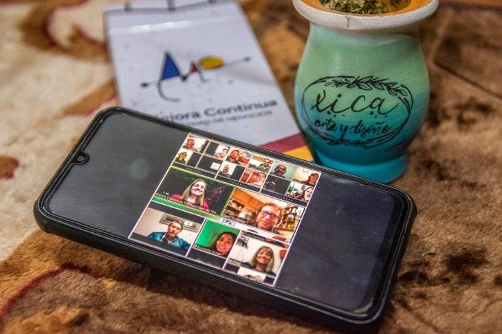 """Mejora Continua desarrolló el segundo evento online """"Los negocios y Covid-19: nada será igual"""""""